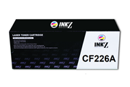 Mực INKZ CF226A Black LaserJet Toner Cartridge