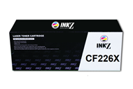 Mực INKZ CF226X Black LaserJet Toner Cartridge